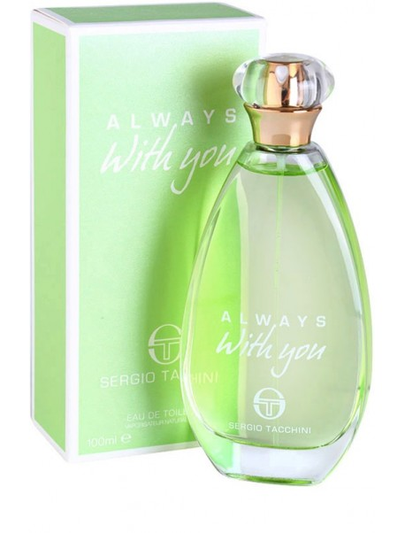 TACCHINI ALWAYS WITH YOU edt vap.ml 50 8002135118980