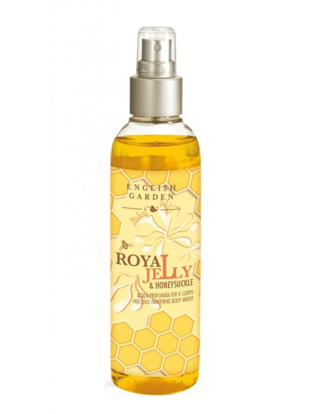 Atkinsons English Garden ROYAL/HONEY Acqua Profumata per il corpo 200ml 8002135150522