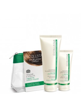 Collistar KIT VOLUME shampoo 100 ml + maschera 50 ml