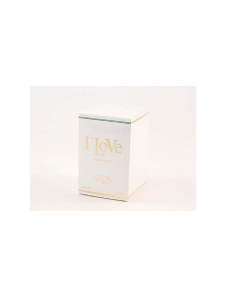 M&D I'LOVE edp 100 spray 8052745948675