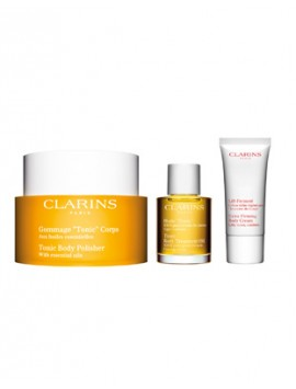 CLARINS BODY CARE kit tonicité
