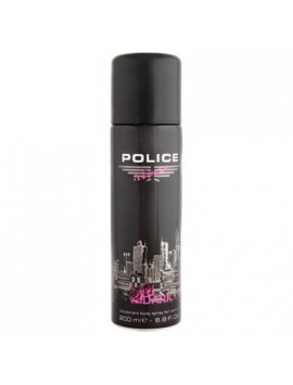 Police DARK WOMAN deodorante spray 200 ml