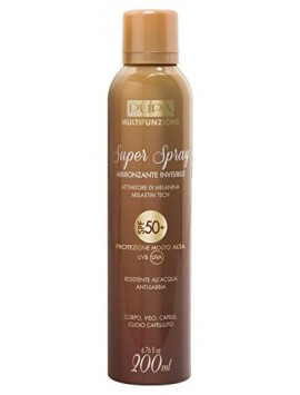PUPA SUN CORPO spray invisibile SPF 50 ml 200