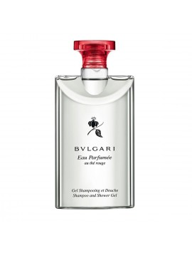 Bulgari Eau Parfumée Au The Rouge Shower Gel 200ml