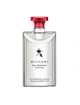 Bulgari Eau Parfumée Au The Rouge Shower Gel 200ml