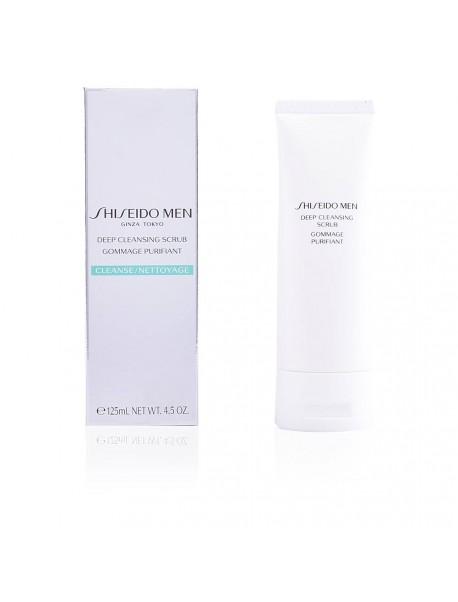 Shiseido Men cleasing scrub 125 ml 0768614143772