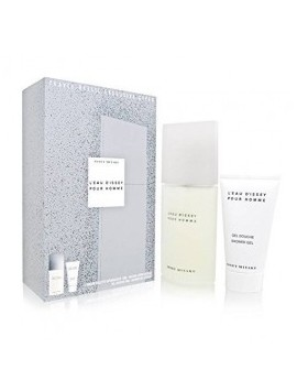 Issey Miyake L'eau D'issey Homme gift set edt 75vp+doccia 100ml