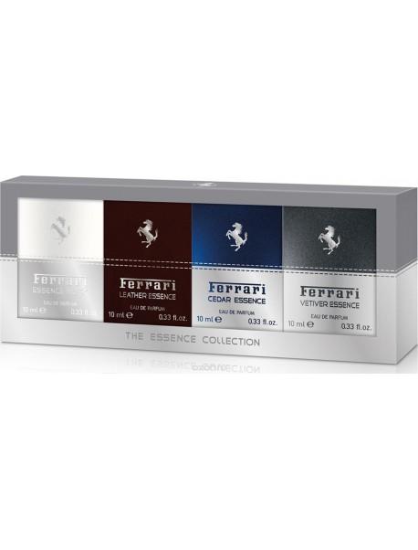 Ferrari Essence Eau De Toilette Spray 4 Miniature assortite 10ml 8002135135505