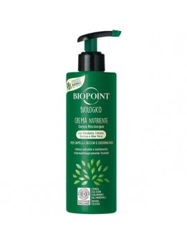 Biopoint BIOLOGICO crema nutriente no risciacquo150 ml