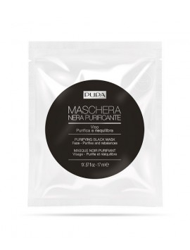 PUPA maschera nera purificante 17 ml