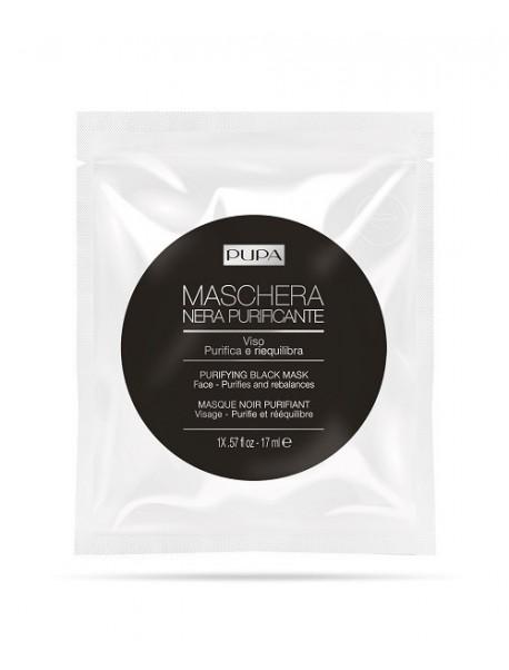 PUPA maschera nera purificante 17 ml 8011607301195