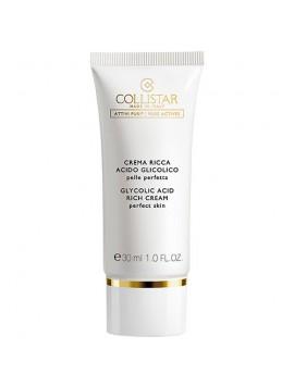 Collistar ATTIVI PURI crema acido glicolico 30 ml