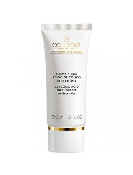 Collistar ATTIVI PURI crema acido glicolico 30 ml 8015150218474