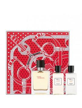 Hermès TERRE D'HERMES Gift Set edt 50sp+dc+dopob