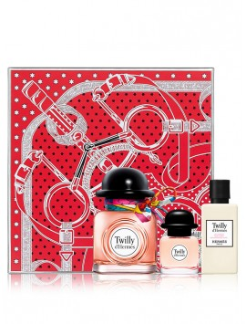 Hermes TWILLY Gift Set 50sp+mini+lotion