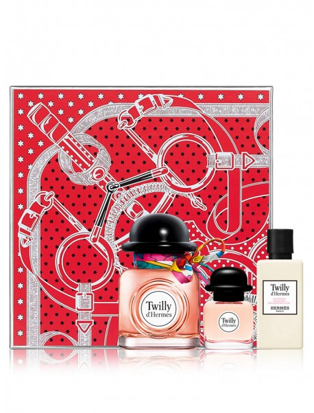 Hermes TWILLY Gift Set 50sp+mini+lotion 3346133201530