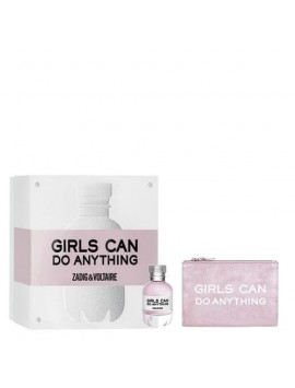 Zadig & Voltaire GIRLS CAN DO ANYTHING Gift Set 50 spray