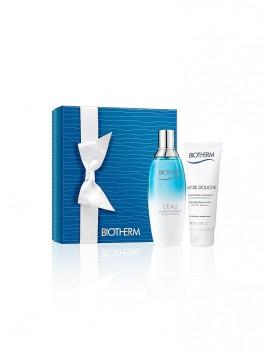 Biotherm Gift Set L'Eau 100 spray + doccia