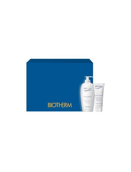 Biotherm Gift Set lait corporel 400ml+doccia 8024417113001