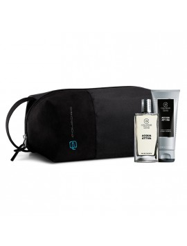 COLLISTAR PQ Gift Set Uomo Acqua Attiva edt50ml+dc100