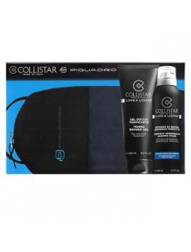 COLLISTAR PQ Gift Set Uomo dc tonificante 250+schiuma