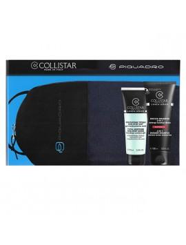 COLLISTAR PQ Gift Set Uomo cr.idratante 24h+dc