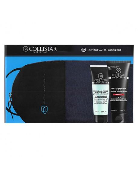 COLLISTAR PQ Gift Set Uomo cr.idratante 24h+dc 8015150284981