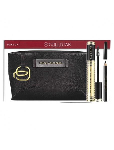 COLLISTAR PQ Gift Set Trucco Mascara Volume + Matita 8015150160858