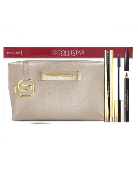 COLLISTAR PQ Gift Set Trucco Mascara Infinito + Matita 8015150160834