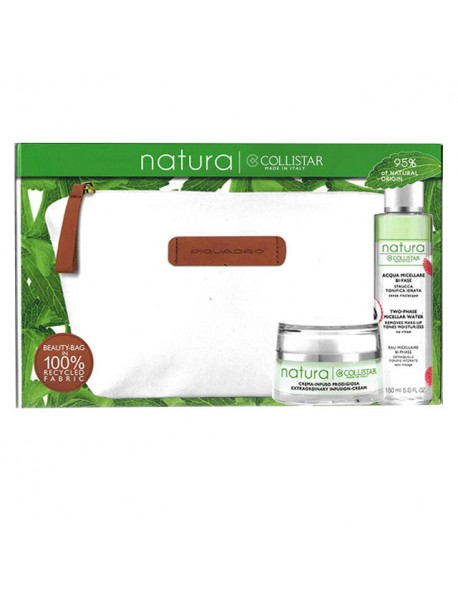 COLLISTAR PQ Gift Set Viso Natura crema 50+acqua micellare 8015150215145