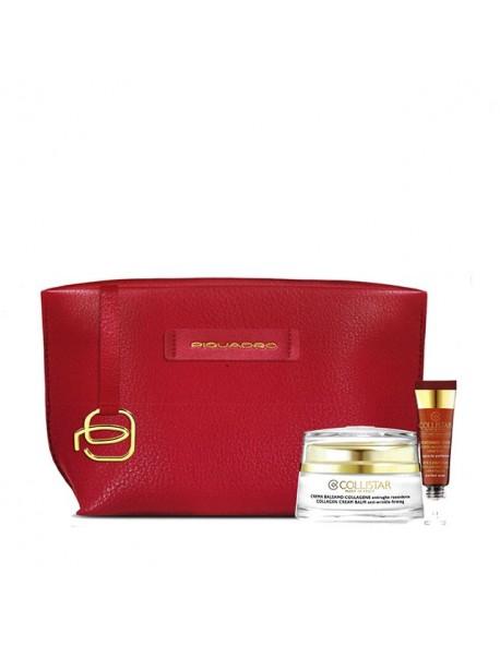 COLLISTAR PQ Gift Set Viso Attivi Puri cr collagene 50+occhi 8015150218498