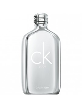 Calvin Klein CK ONE PLATINUM Eau De Toilette 100ml