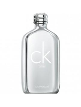 Calvin Klein CK ONE PLATINUM Eau De Toilette 50ml