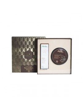 MELVITA Gift Set olio Argan 50+gommage Argan 150