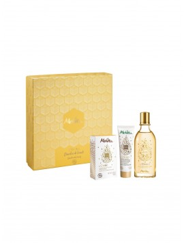 MELVITA Gift Set olio Bio 50+sap 100+cr man Bio 30