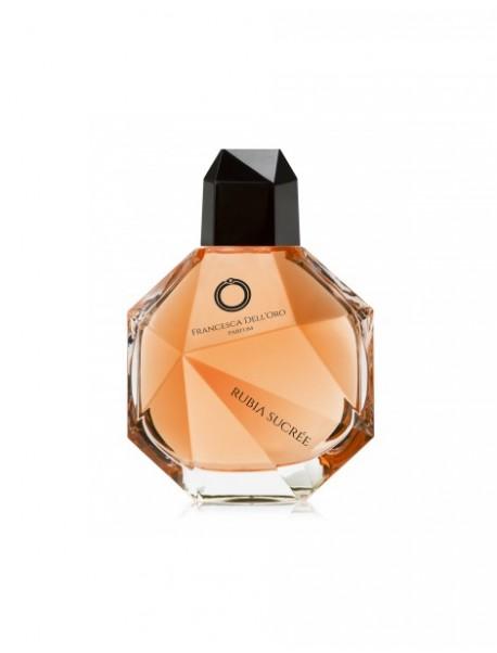 FRANCESCA DELL'ORO Eau de Parfum 100ml RUBIA SUCREE 8053251330183