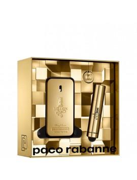 Paco Rabanne 1 MILLION Gift Set edt 50ml+10 ml