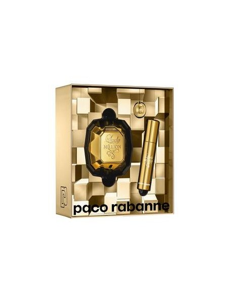 Paco Rabanne Lady Million Gift Set edp 50ml+10ml 3349668571635