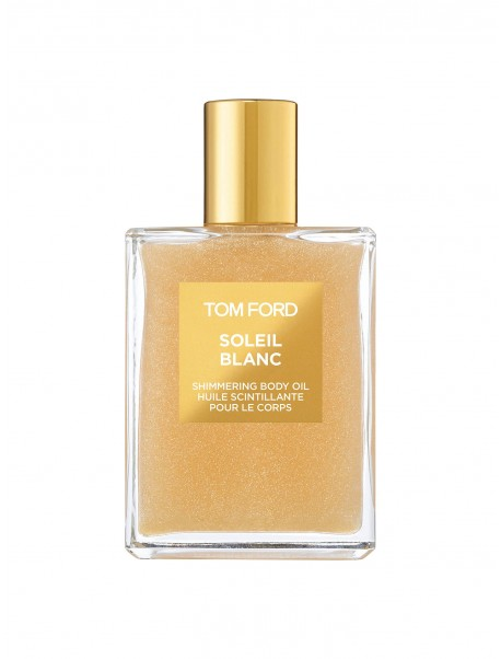 Tom Ford SOLEIL BLANC shimmering body oil 100ml 0888066047784