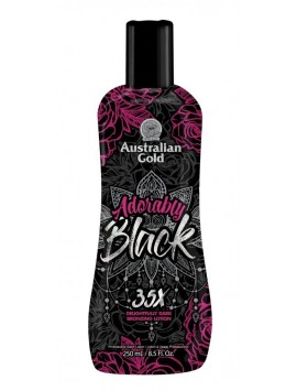 Australian Gold ADORABLY BLACK 35X bronzing 250ml