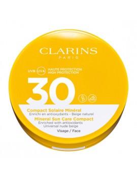 Clarins SOLE fondotinta compatto SPF30 beige naturel