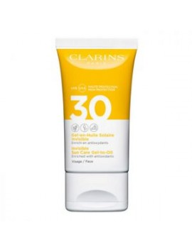 Clarins SOLE gel viso SPF30 ml50