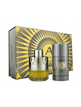 Azzaro WANTED Set Eau de Toilette 50+Deo Stick 75
