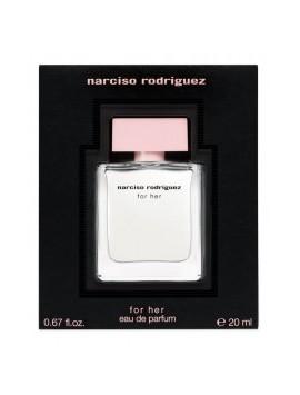 Narciso Rodriguez For Her Eau De Parfum 20 ml spray