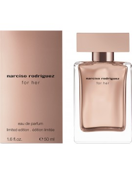 Narciso Rodriguez For Her Eau De Parfum 50 spray LIMITED