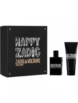 Zadig & Voltaire THIS IS HIM! Set Eau de Toilette 50 spr+bg100