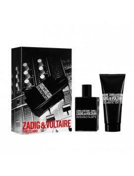 Zadig & Voltaire THIS IS HIM! Set Eau de Toilette 50 spr+bg75