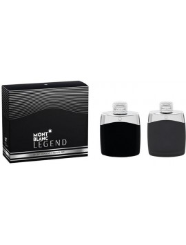 MONT BLANC LEGEND Set 100 spray + dopobarba 100