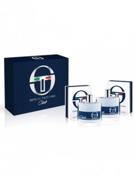 Sergio Tacchini CLUB MAN Set 100 spray + dopobarba 100