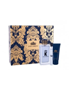 Dolce & Gabbana K Set edt 100 vp + dc 50 + travel spr 10